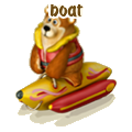 Bear on banana boat deco.png