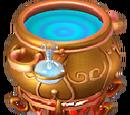 Alchemist's cauldron