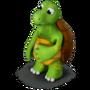 Turtle deco