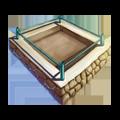 Flowerbed framework