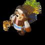 Bear healer deco