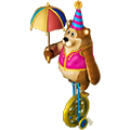 Bear on unicycle deco.png
