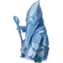 Ice gnome deco
