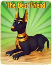 The best friend update logo