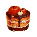 Spicy pumpkin