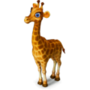 Giraffe Jungle deco