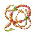 Set of beads
