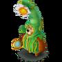 Bear daffodil