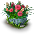 Flowerbed 1 deco