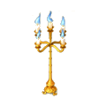 Magic candles deco