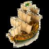 Travelers ship