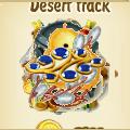 Jewelry track blue