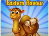 Eastern flavour questline