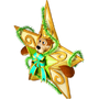 Bear - star deco