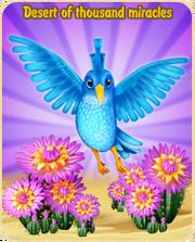 Desert of thousand miracles update logo