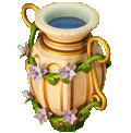Vase of paradise deco
