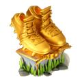 Football boots deco