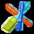 Confectioner's brushes