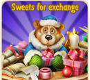 Sweets for exchange questline