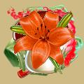 Coll flower fleur-de-lis.png