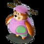 Bear mochi deco