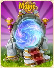 Magic update logo