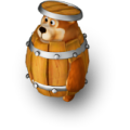 Bear in a barrel deco.png