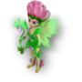 Forest fairy deco