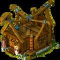 Wanderer hut stage2