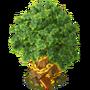 Sage's tree deco