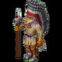 Tribal chief deco