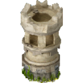 Forgotten kingdom castle tower stage1