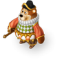 Bear puppeteer deco
