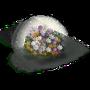 Flower bed deco