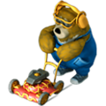 Bear with lawn-mower deco.png