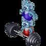 Weightlifters deco