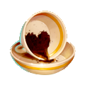 Coll revelation coffee grounds