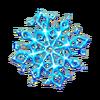 Snowflake weathering