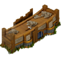 Forgotten kingdom castle wall stage2