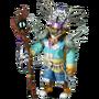 Fox shaman deco