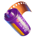 Film for a camera