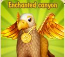 Enchanted canyon questline