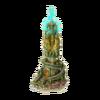 Sunken tower crystal structure
