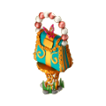 Vanity bag deco