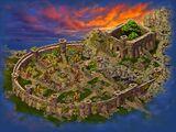 Gaul castle