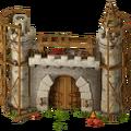 Forgotten kingdom castle gate stage2