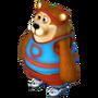Bear runner deco