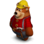 Bear builder deco