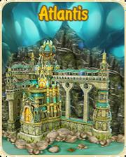 Atlantis update logo