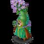 Bear lavender deco
